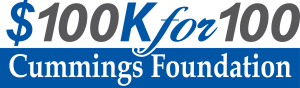 Cummings_100Kfor100_logo