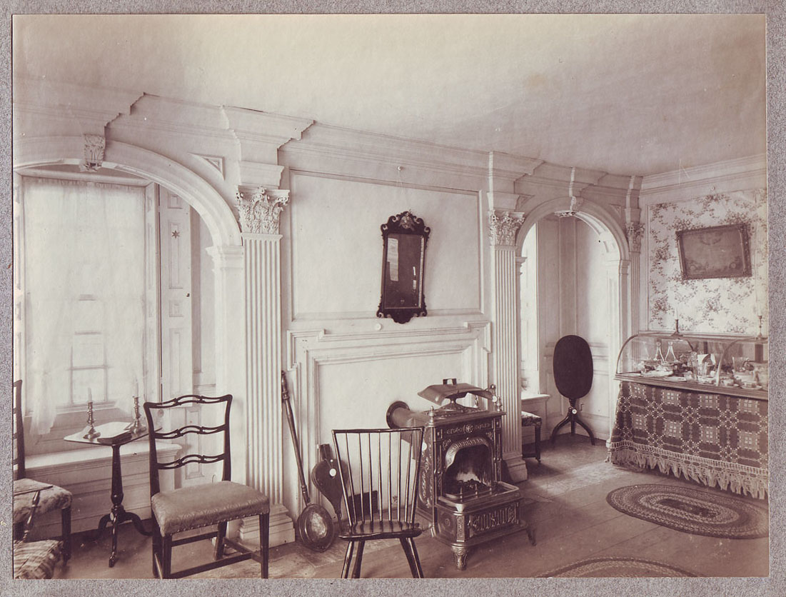 Royall House: Historic Interiors